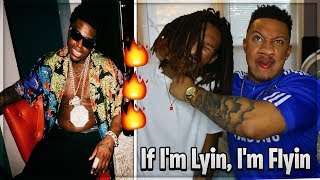 Kodak Black - If I'm Lyin, I'm Flyin [Official Video] Reaction Video