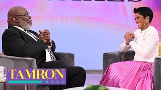 Bishop T.D. Jakes On Dealing With Grief & Setbacks In Life