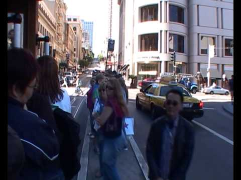 (Wake Me Up) In San Francisco - The Welcome Matt