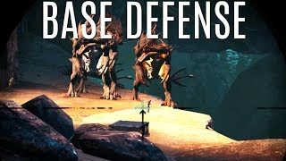 DEFENDING FROM BLDX and Griefing - Official 6 Man Tribe Servers - ARK Survival
