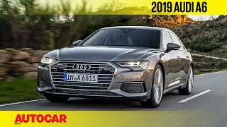 2019 Audi A6 | First Drive Review | Autocar India