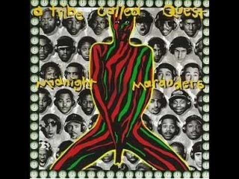 A Tribe Called Quest - The Night He Got Caught