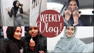 WEEKLY VLOG; My Sisters Wedding, Fridge Speed Clean+ Aldi Makeup/Skincare DUPES| Zeinah Nur