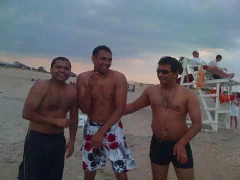 Rock on!!!!!! @Sandy hook beach, NJ!!!!!!