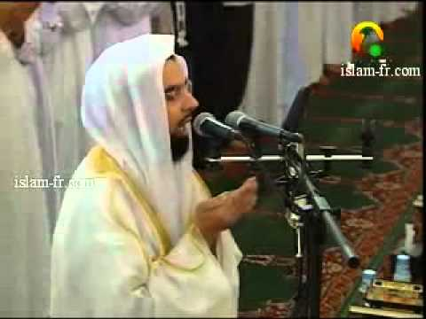 Du3a Al-qunut By Shaikh Salah Bukhatir [1428 2007].flv video