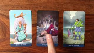 Daily Tarot Reading for 30 March 2017 | Gregory Scott Tarot