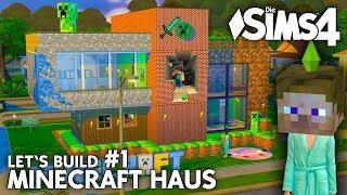 Categories Video Minecraft Sims Objekte - Minecraft haus bauen video