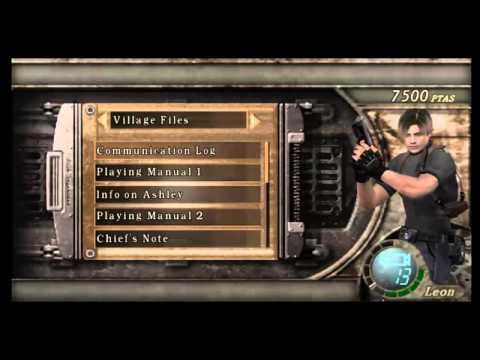 Resident Evil 4(No HD)End Chapter 1 กูเป็นไกรทองเว้ย 3