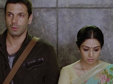 Laurent & Shashi Get Too Close | English Vinglish