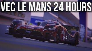 rFactor 2 - VEC 24 Hours of Le Mans | PART 1