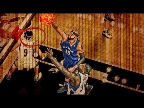 NBA 2K14 My Career Mode PS4 Playoffs SFG4 - IpodKingCarter Turns Super Saiyan!