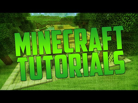 killakestrel tutorials EP2 - Minecraft - Mining basics and compact diamond mine