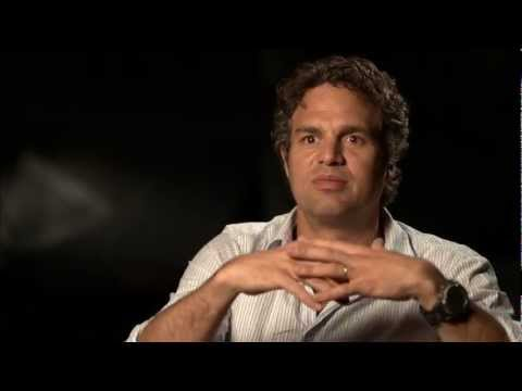 Mark Ruffalo Talks