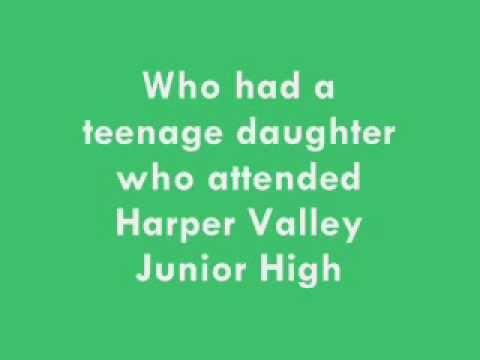 Jeannie C. Riley - Harper Valley PTA - 1968
