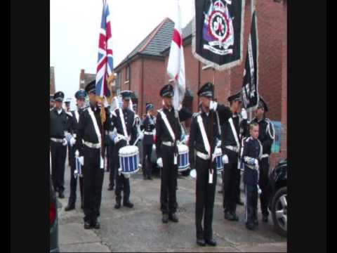 Young Conway Volunteers Shankill Road  2009 Y.C.V.FB
