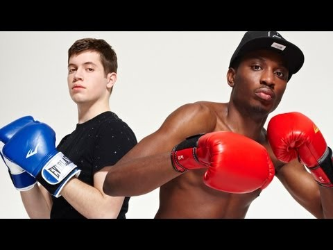 YH EXCLUSIVE: Chiddy Bang's Live Freestyle Challenge! - STUDIO SECRETS