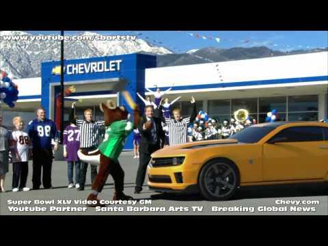 Chevrolet Camaro transforming to Bumblebee - LaiKePo