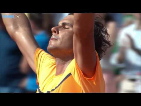 2016 Monte-Carlo Rolex Masters: Semi-Final Highlights ft. Nadal, Murray, Tsonga & Monfils
