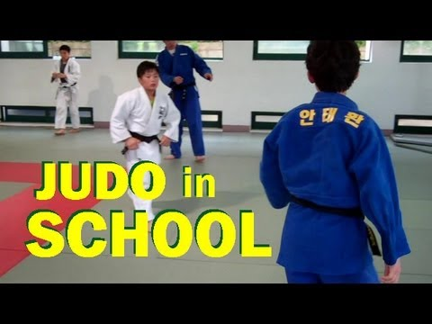 Korean Judo Excellence Starts HERE Image 1