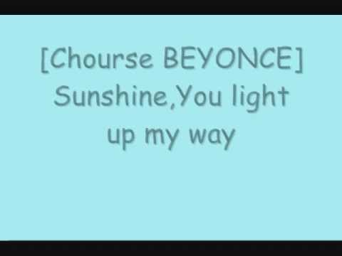 Destiny's Child Backyard Performance song