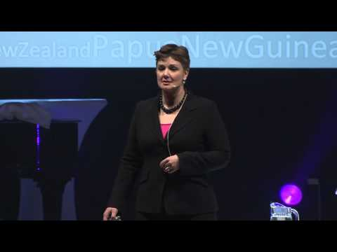 Nordic Business Forum 2012: Tiina Saukko, World Vision & WEconomy