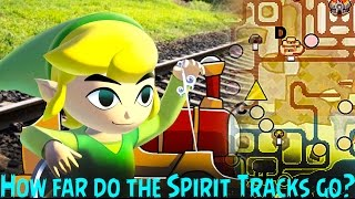 How Long are the Spirit Tracks? [Theory]