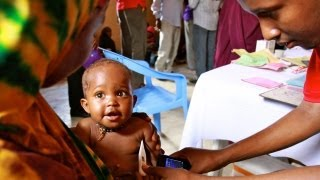 Hunger in Somalia