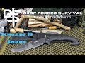 SCHRADE DESTROYS JESS-X DESIGN!! BAIT & SWITCH | HORRIBLE HEAT TREAT!!