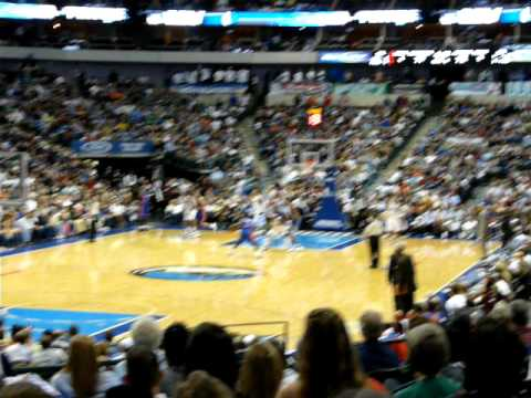 Mavericks vs. Pistons - Dallas 11/23/2011