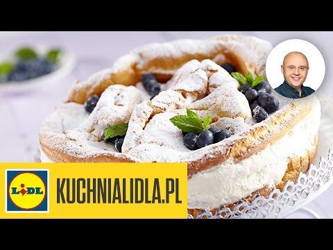 Letnia Karpatka Z Bitą śmietaną I Borówkami - Paweł Małecki - Przepisy Kuchni Lidla