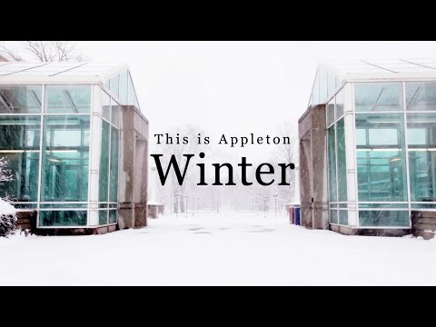 This is Appleton - Winter