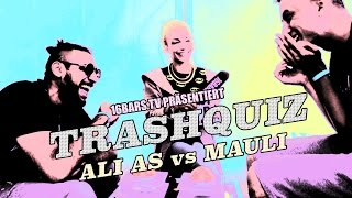 TrashQuiz: Ali As vs Mauli (16BARS.TV)