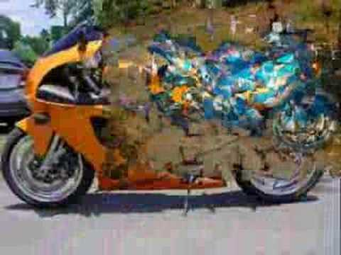 muhteşem yarış motorsikletleri