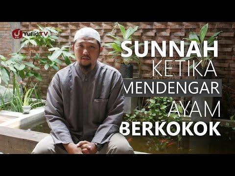 Ceramah Pendek: Sunnah Ketika Mendengar Ayam Berkokok - Ustadz Fachri Permana