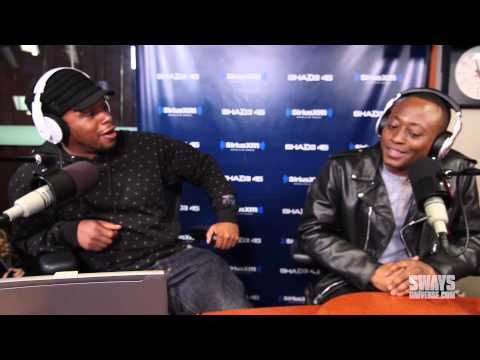 Omar Epps Discusses resurrection And Working With Tupac video