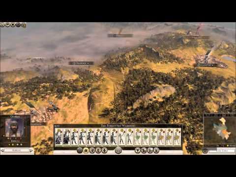 Rome 2: Armenia Campaign Part 2 Take And Lose