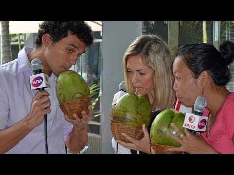 WTA Live All Access Hour presented by Xerox   2014 Rio Open