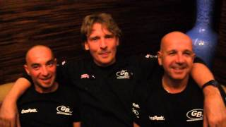Aspettando Transanatolia 2015: il team Cross Part