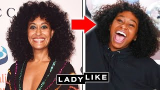 Freddie Tries Tracee Ellis Ross's Morning Routine • Ladylike
