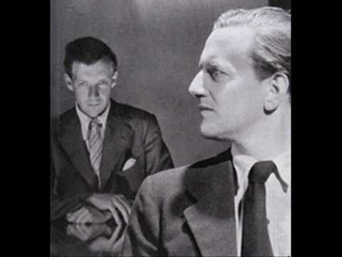 Peter Pears sings 'Sanctus fortis, sanctus Deus' from Elgar's 'The Dream of Gerontius'