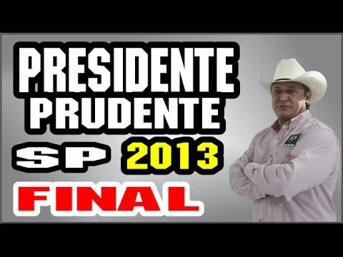 Almir Cambra - Final Presidente Prudente SP 2013 (audio)
