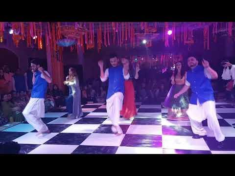 Billo Hai Group Dance |Best Mehndi Dances |