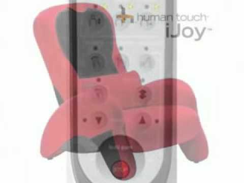 "iJoy 100 Robotic Massage Chair - Red "" Best Review"