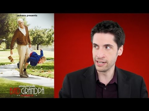 Bad Grandpa Movie Review