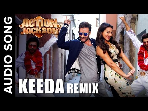 Keeda (Official Remix Song) | Action Jackson | Ajay Devgn & Sonakshi Sinha