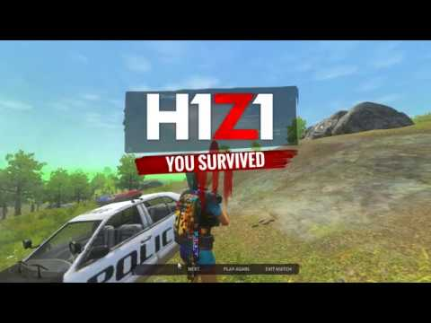H1Z1 NEW UPDATE! (Fixed Enas!)