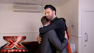 The Xtra Factor make it inside Dermot's dressing room | The Xtra Factor UK 2014