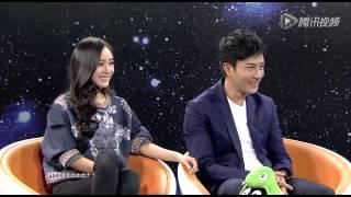 Lưu Khải Uy Dương Mịch phỏng vấn chuyện tình cảm