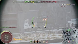 World of tanks PS4[1080p] 1R-S.Рандом взводом