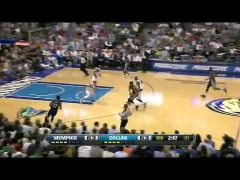 NBA CIRCLE - Memphis Grizzlies Vs Dallas Mavericks Highlights April 04, 2012